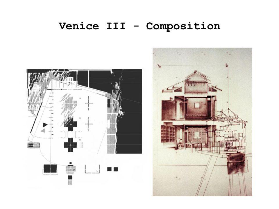 Venice III - Composition