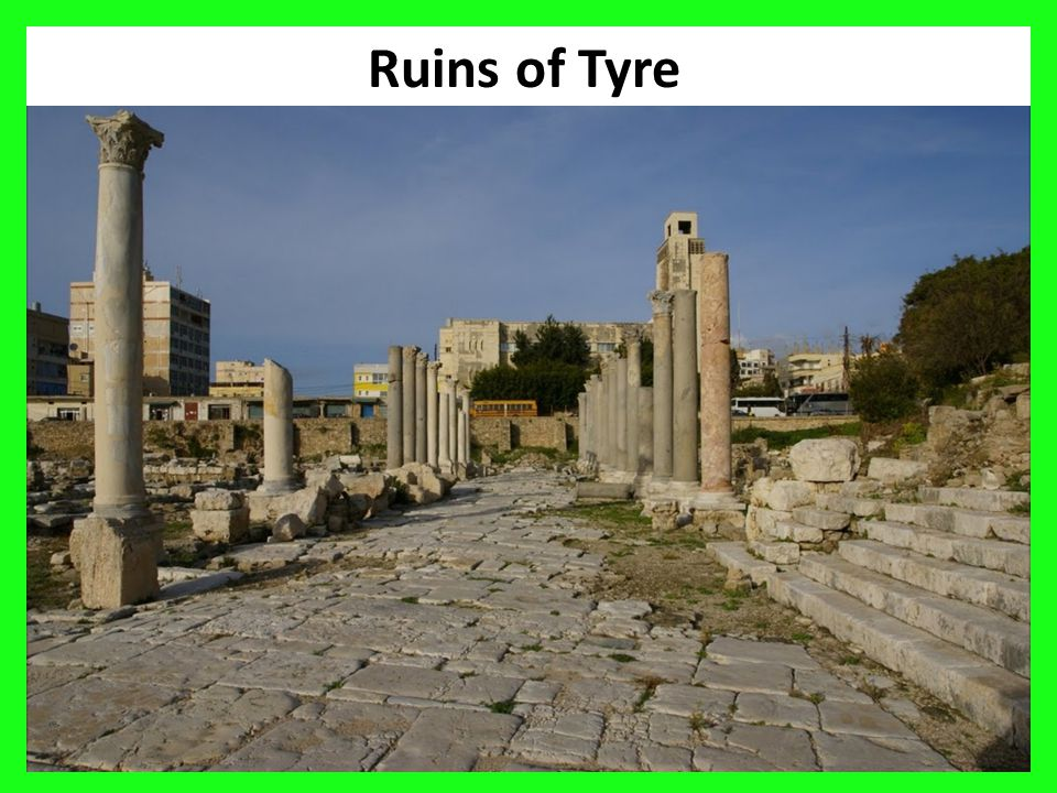 33 Ruins of Tyre