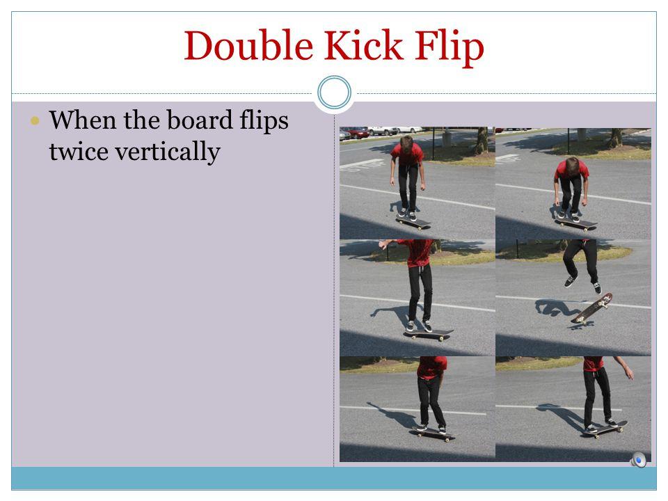 360 Flip in Action!
