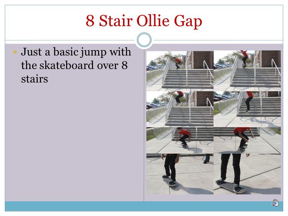 Double Kick Flip in Action!