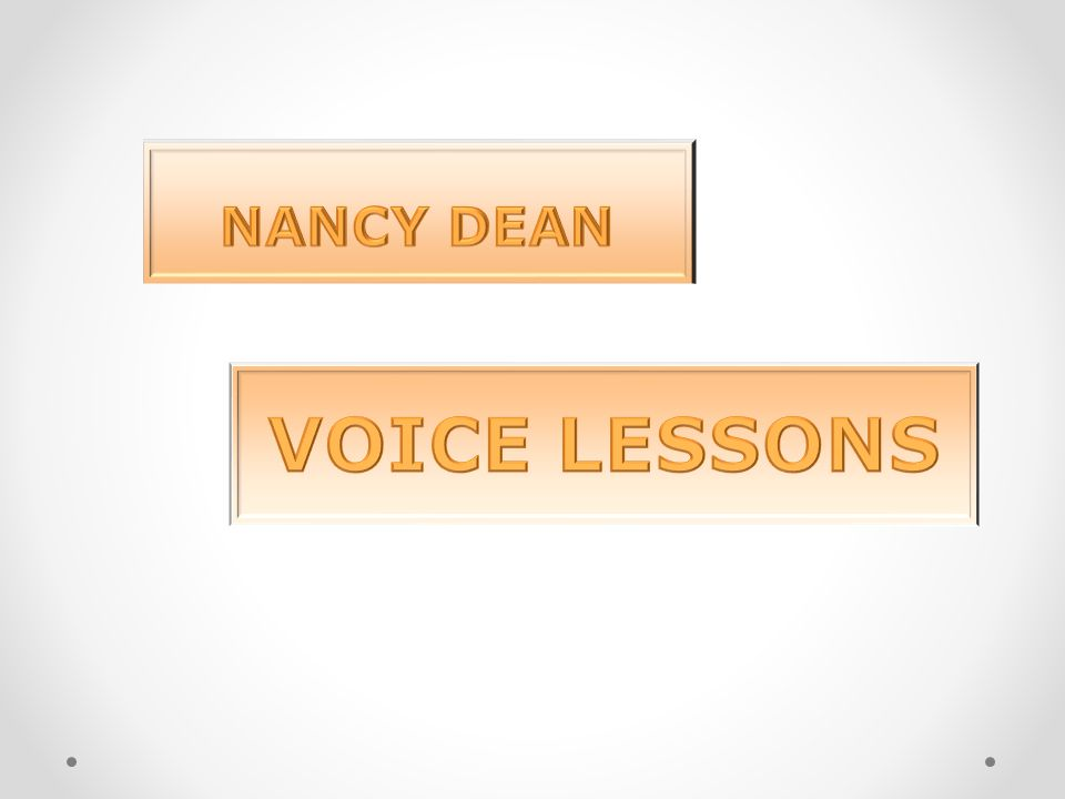 Voice Lesson 7 (continued) DISCUSS: 1.What is the speaker's attitude toward the woman he describes.