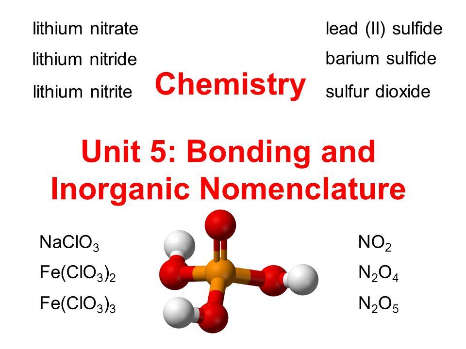 7.S O 3 8. Sn Br 4 Writing Chemical Names 9. K 3 PO 4 11.