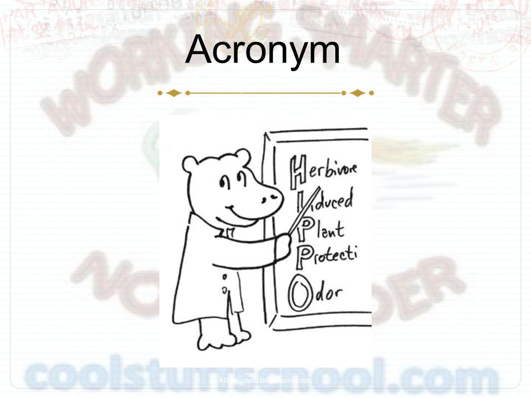 Acronym http://coolstuffschool.com