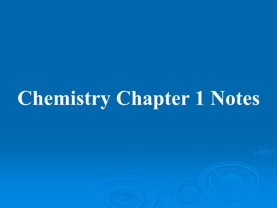 9) Chemical reactions occur when one or more substances are converted into different substances.