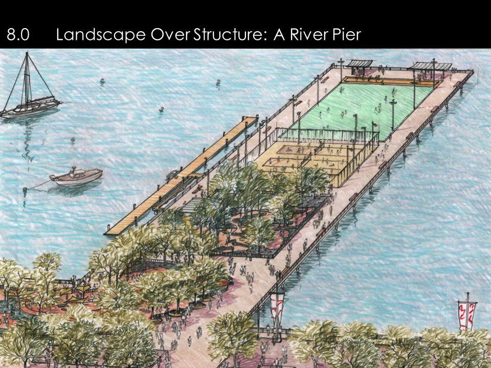 8.0Landscape Over Structure: A River Pier