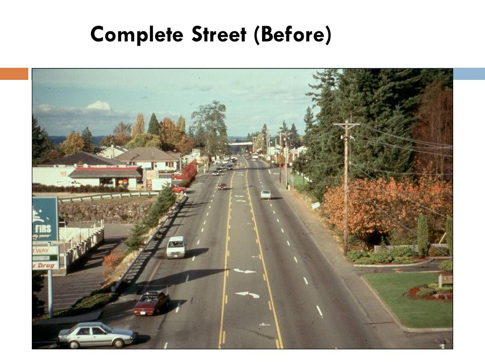 Complete Street (Before)