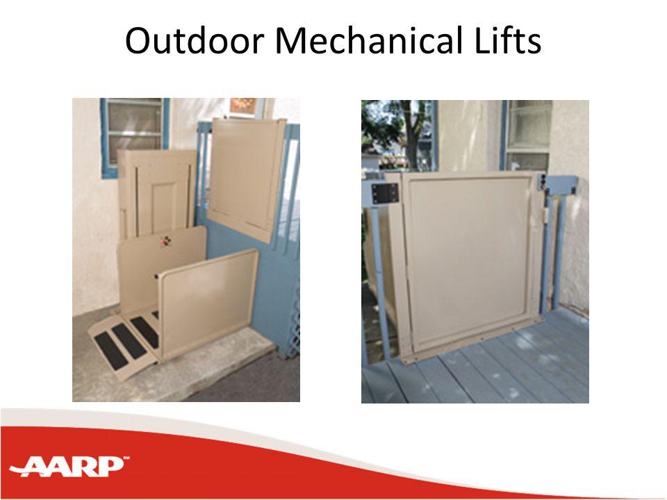Ramps/Handrails/Porch/Lighting