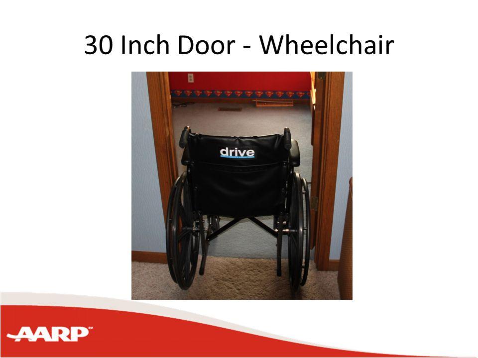 27 Inch Door Walker
