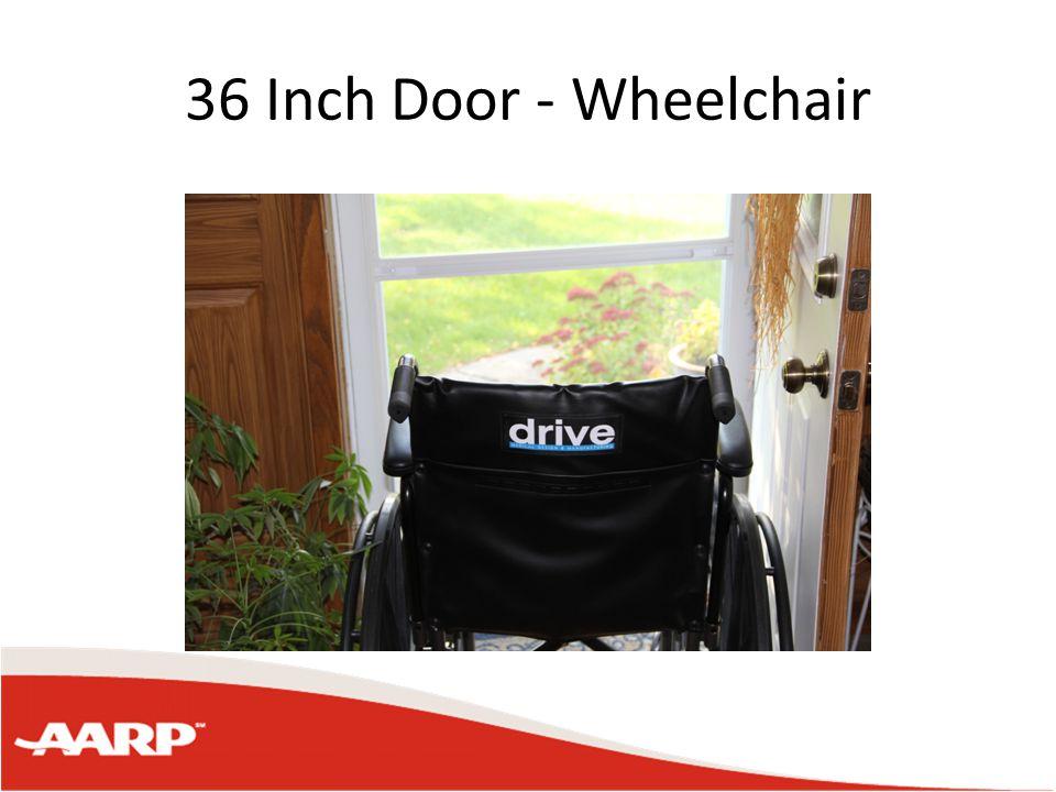 30 Inch Door - Wheelchair