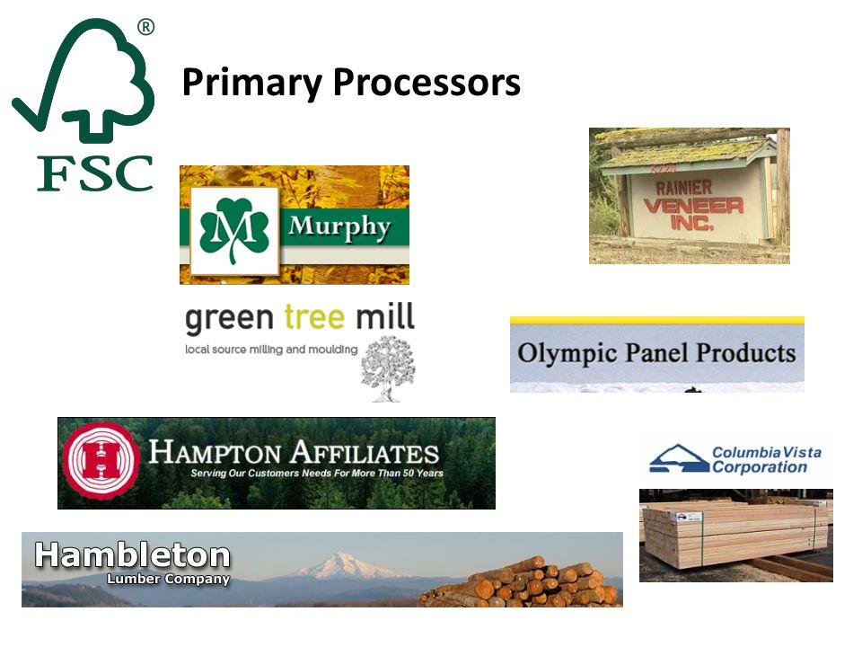 Primary Processors