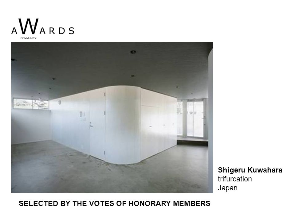 Rafiq Azam | Meghna Residence :living in delta | Bangladesh SELECTED BY THE VOTES OF HONORARY MEMBERS