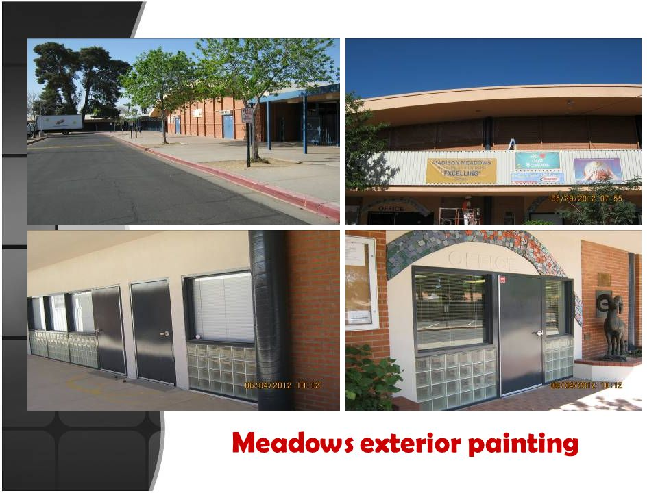 Meadows exterior painting