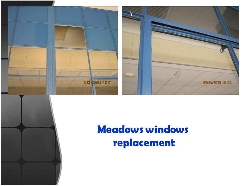 Meadows windows replacement
