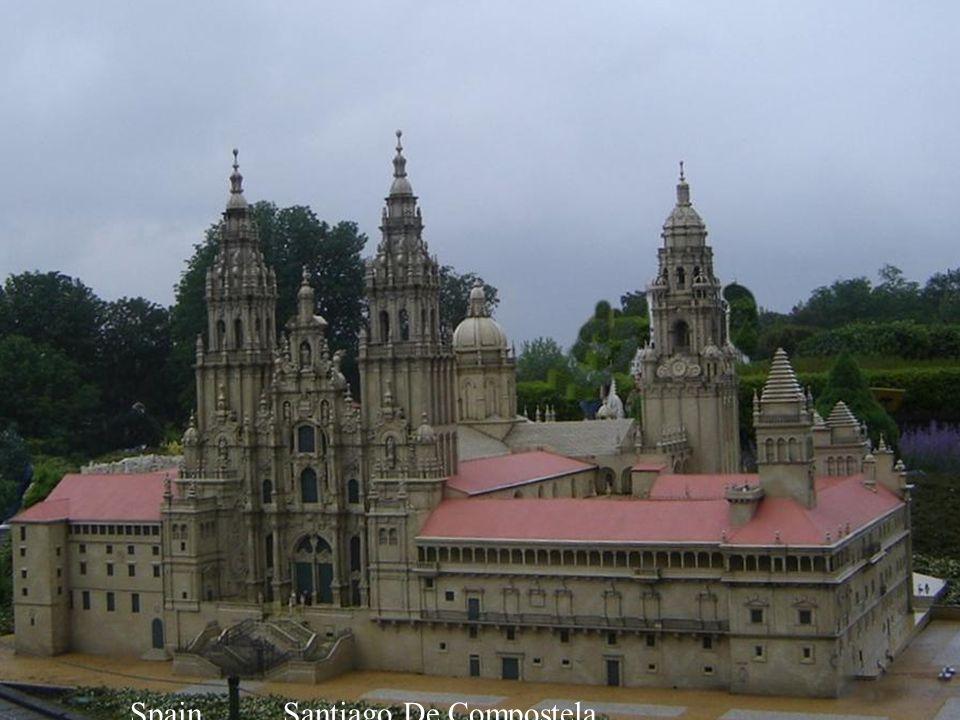 Spain-Seville Plaza Del Toros 1760