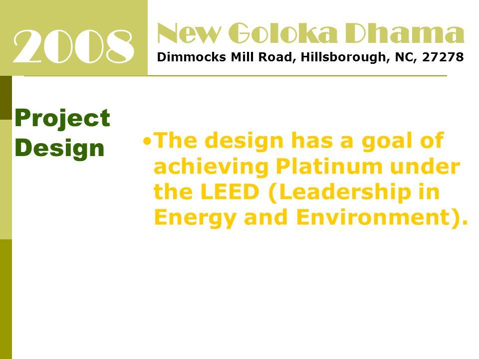 2008 Building Data New Goloka Dhama Dimmocks Mill Road, Hillsborough, NC, 27278 Lower Floor Plan: 7500 Sq ft.