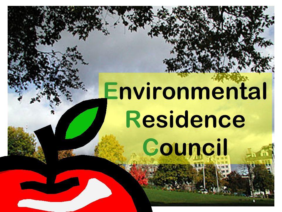 Environmental Residence Council