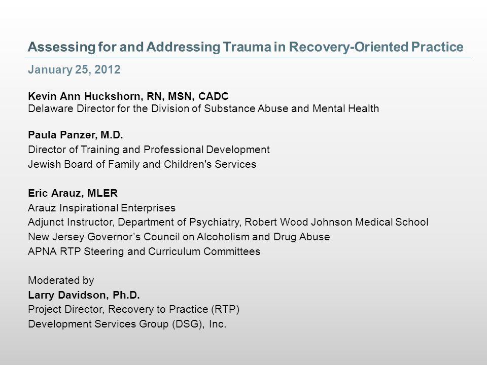 53 Traumatic Stress Responses and Symptoms  Activation responses  Trigger response  Level of activation  Avoidance responses  Emotional numbing, dissociation, denial, thought suppression  Intrusive and incomplete remembrance  Avoidance of trauma reminders  Re-experiencing  Hyperarousal  Trauma-related, sexualized, aggressive, or oppositional behaviors  Dissociation  Unsafe behaviors