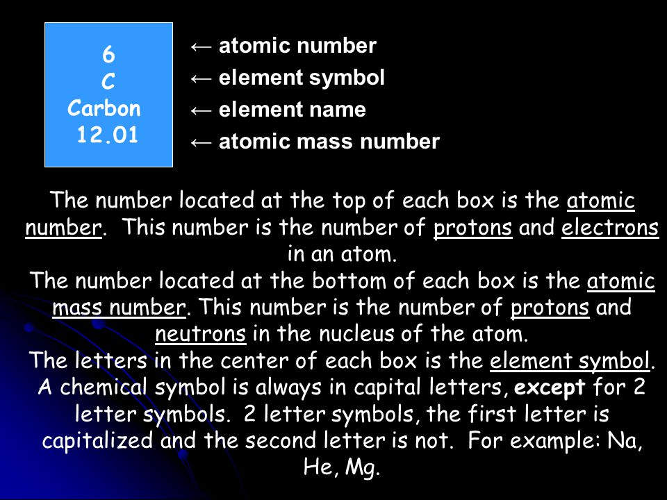 The horizontal rows in the periodic table are called periods.