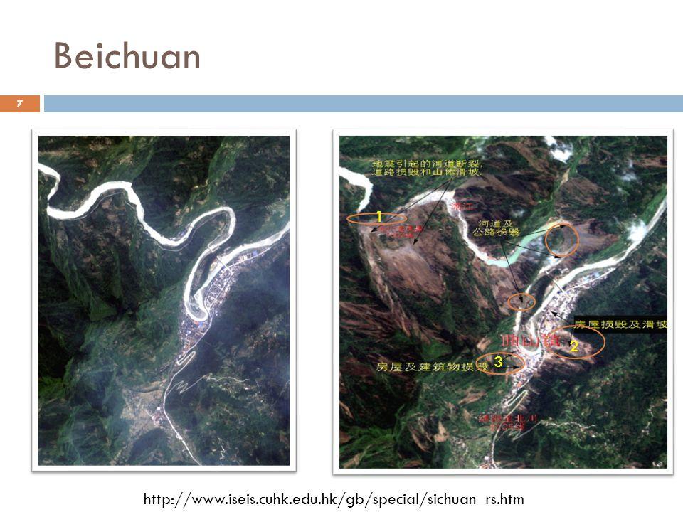 Example-the Donghekou landslide- debris flow in Qingchuan County 18 Fig.