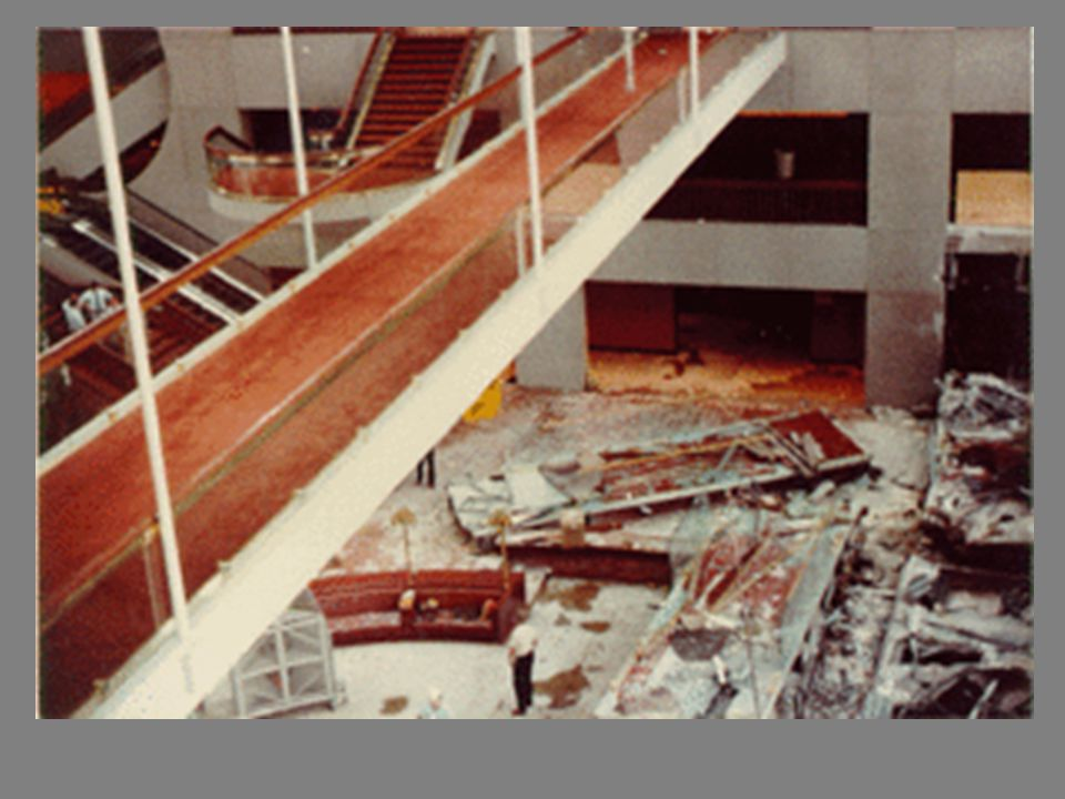 The Hyatt Regency Disaster
