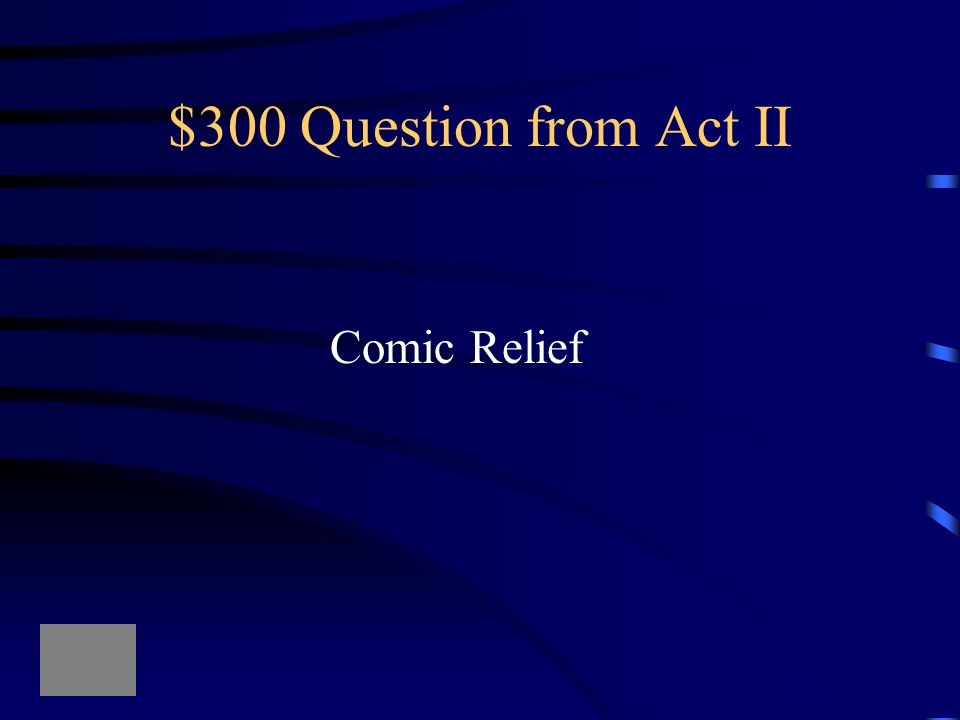 $200 Answer from Act II What vision does Macbeth see before he goes to kill Duncan