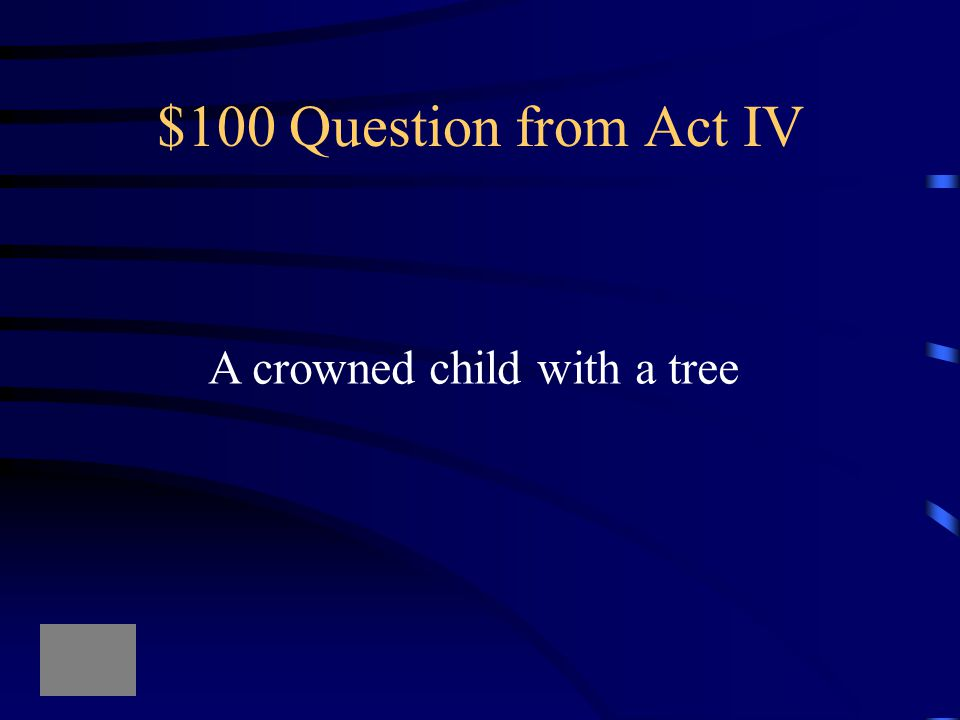 $500 Answer from Act III What is Macbeth becoming more Ruthless and telling his wife to act Like nothing is wrong