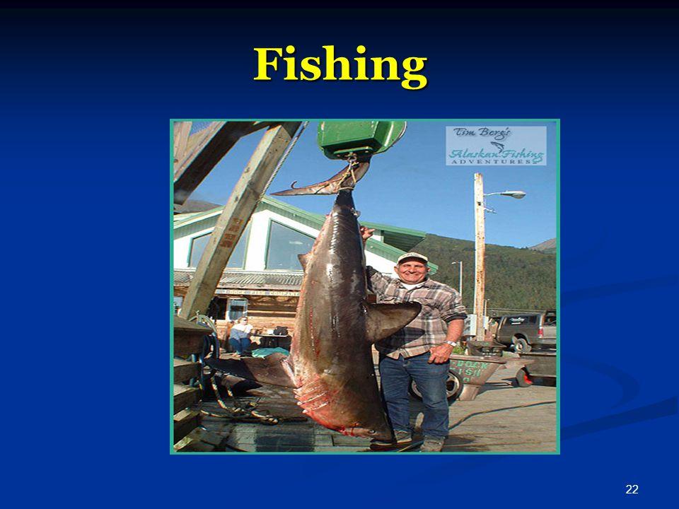 22 Fishing