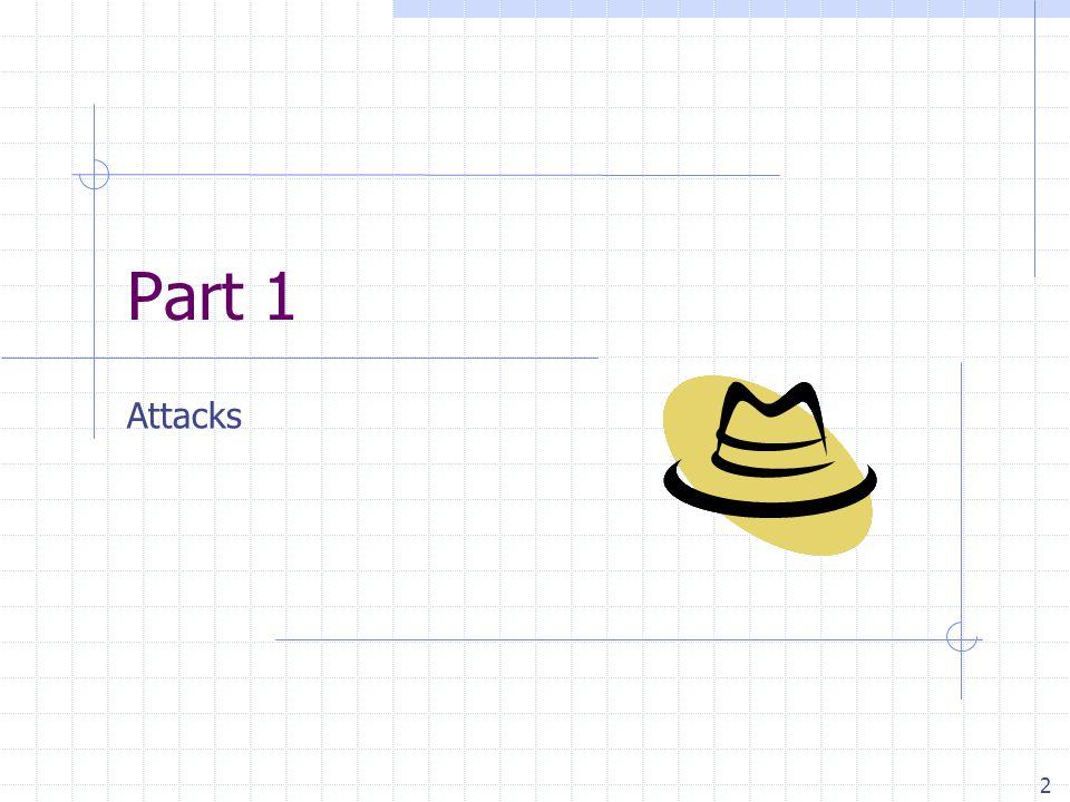 2 Part 1 Attacks