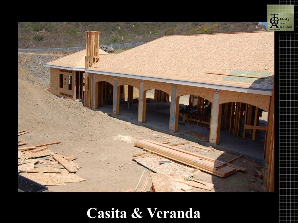 Casita & Veranda