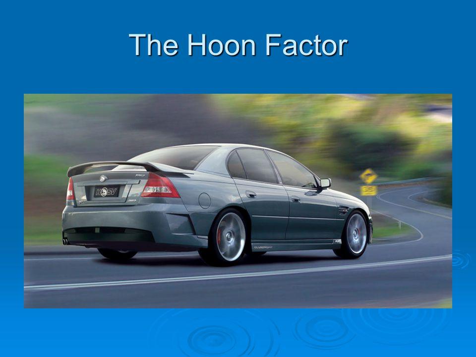 The Hoon Factor