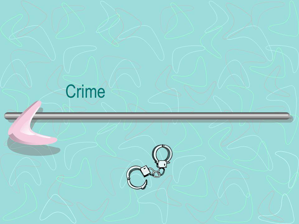 Vocabulary Prosecution – pokretanje kaznenog postupka, podizanje optužnice Indictable offence - teže kazneno djelo Summary offence – lakše kazneno djelo Treason – izdaja Probable cause – osnovana sumnja Perjury – krivokletstvo Conspiracy – urota Theft – krađa Robbery – pljačka Burglary – provalna krađa Fraud – prijevara Blackmail – ucjena Forgery - krivotvorenje