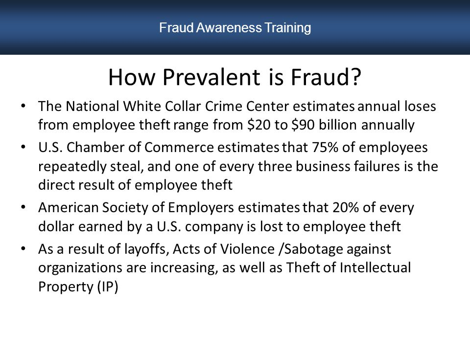 Fraud Deterrence Oversight Commitment Communication Monitoring Fraud Awareness Training