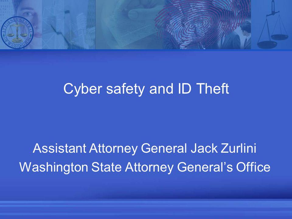 Reporting Internet Fraud Washington Attorney General: www.atg.wa.gov 1-800-551-4636 www.atg.wa.gov FTC: www.ftc.gov 1-877-382-4357www.ftc.gov To forward spam: spam@uce.govspam@uce.gov