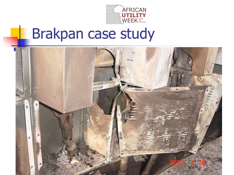 Brakpan case study
