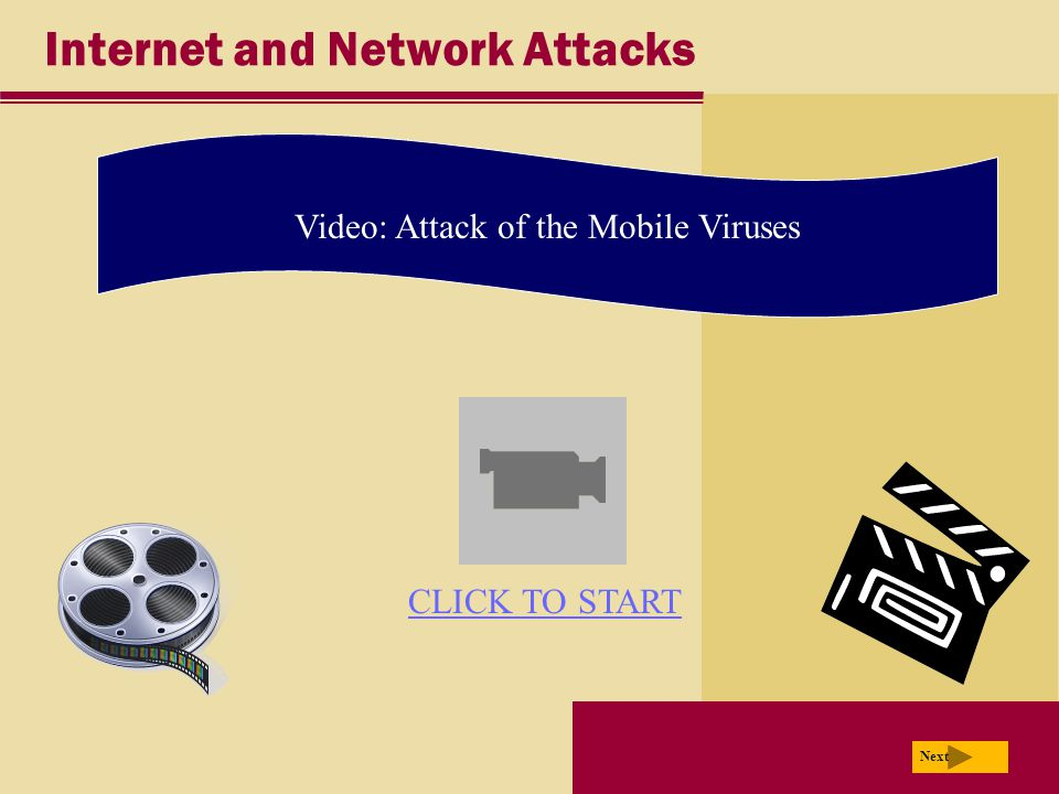 Internet and Network Attacks How can you protect your system from a macro virus.