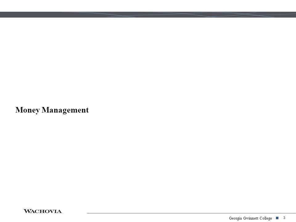 3 Georgia Gwinnett College Money Management