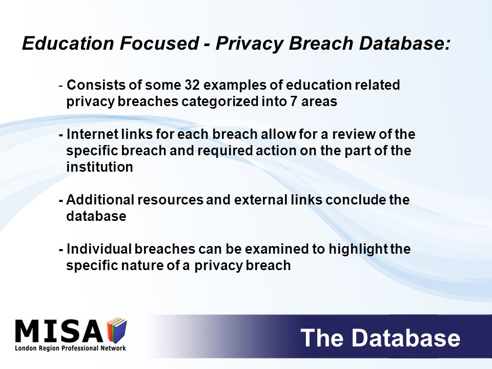 Digital Data Protection for Admin/Staff Click image to stream video in Media Player.