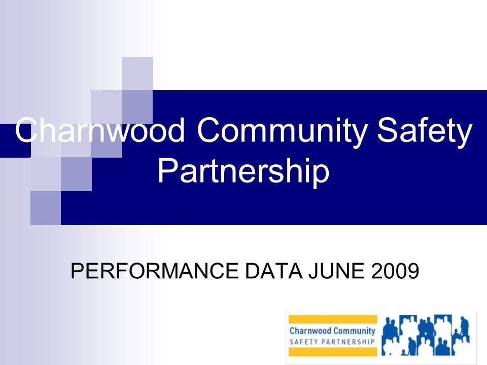 Charnwood Community Safety Partnership PERFORMANCE DATA JUNE 2009