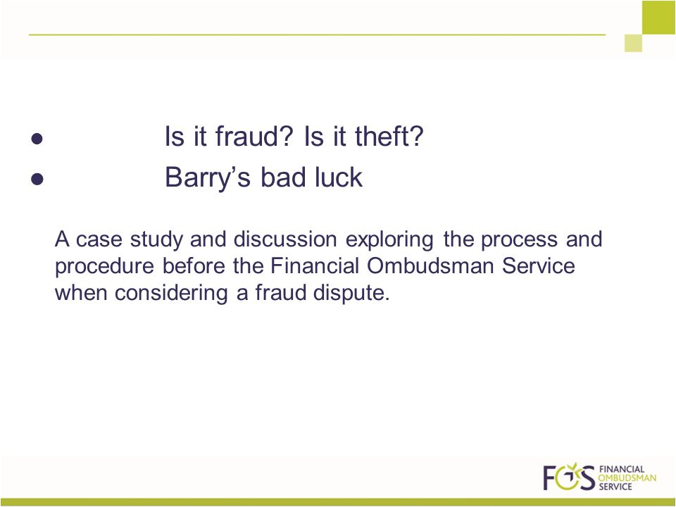 Special Circumstances Expert evidence...Hired guns or independent experts Fraud