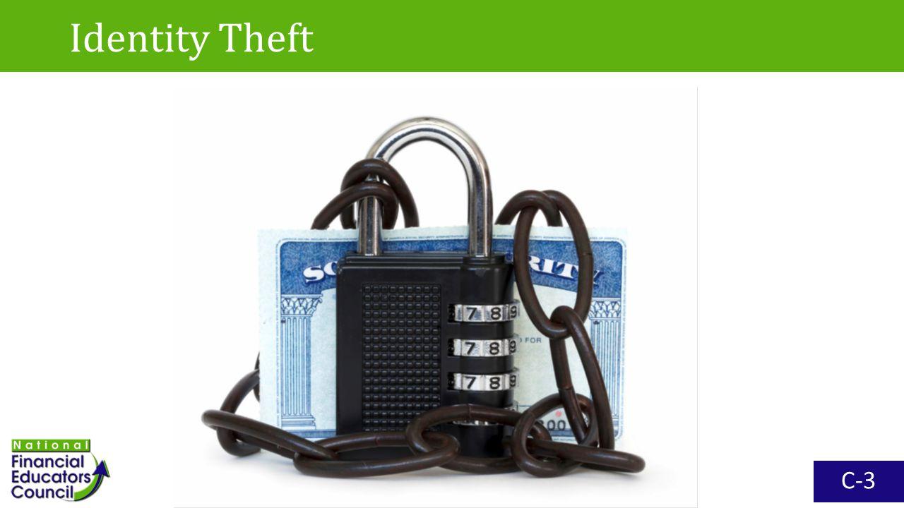 Identity Theft C-3