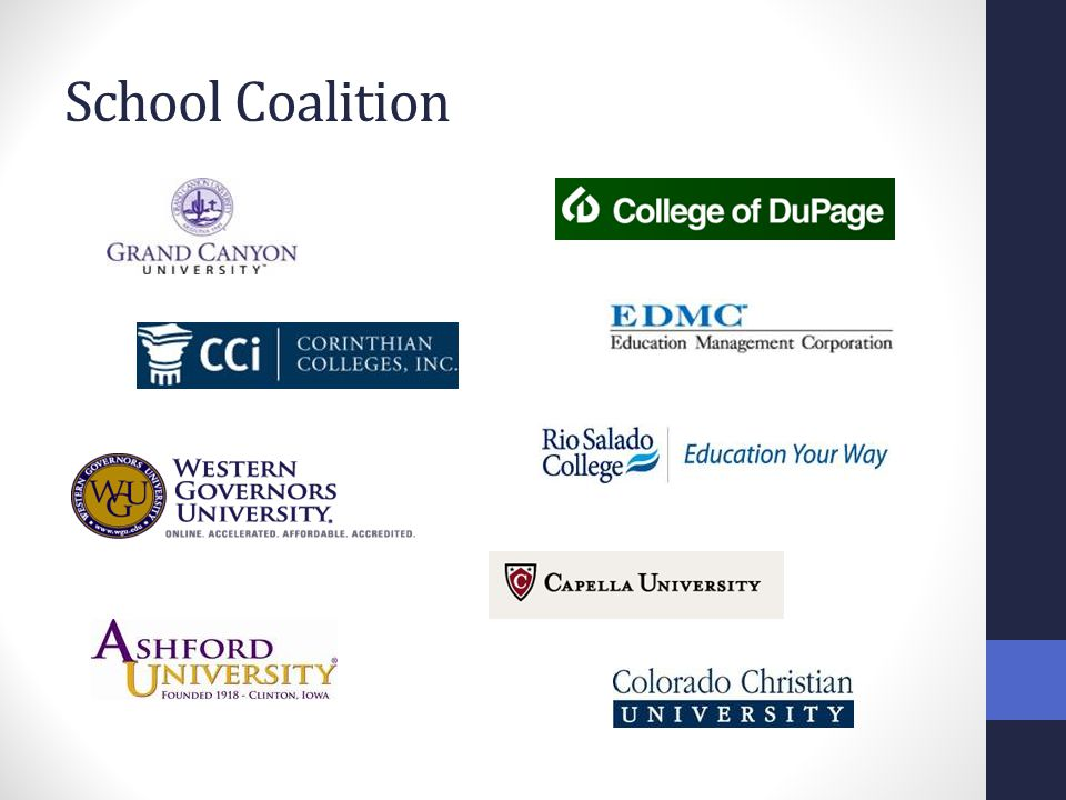 School Coalition
