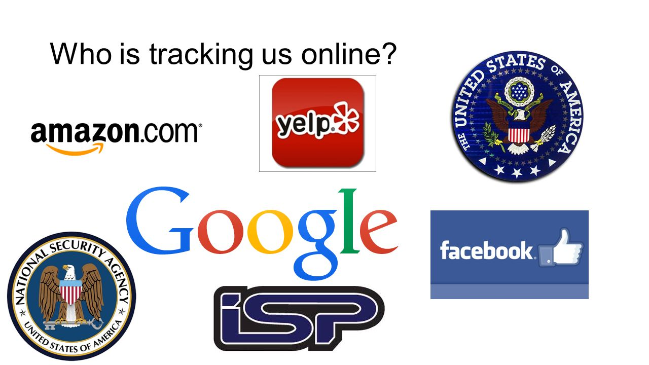 Who is tracking us online?