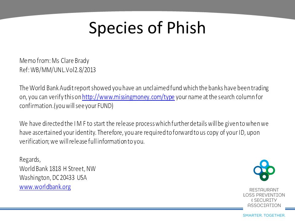 Species of Phish
