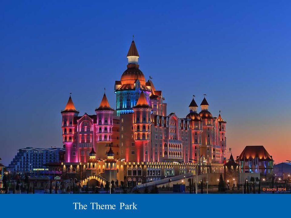 S oczi - Theme Park at Olympic Village