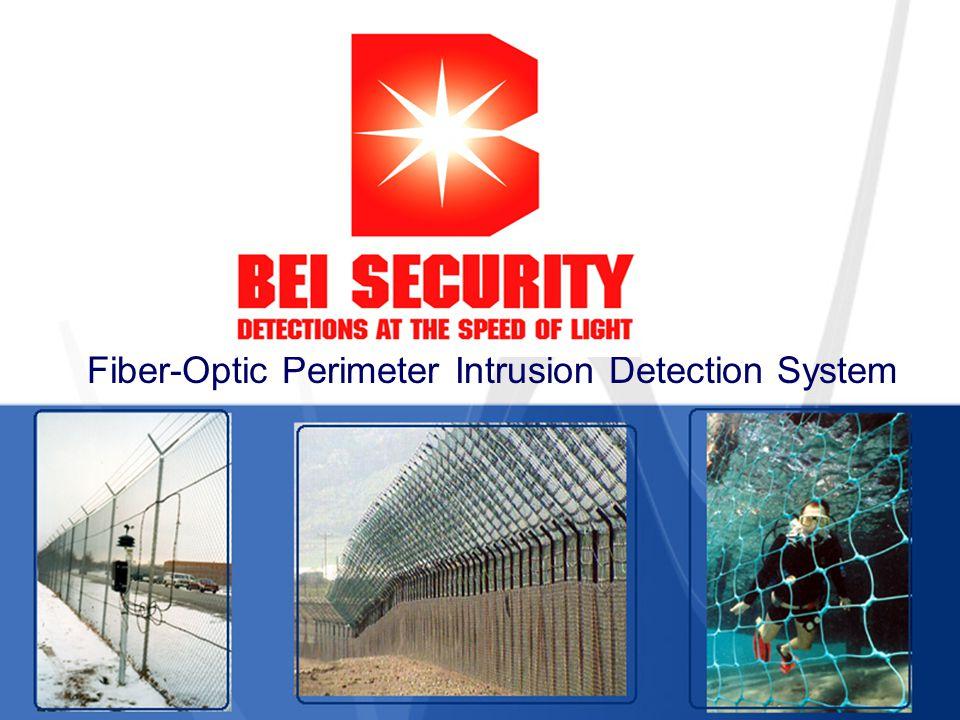 Fiber-Optic Perimeter Intrusion Detection System