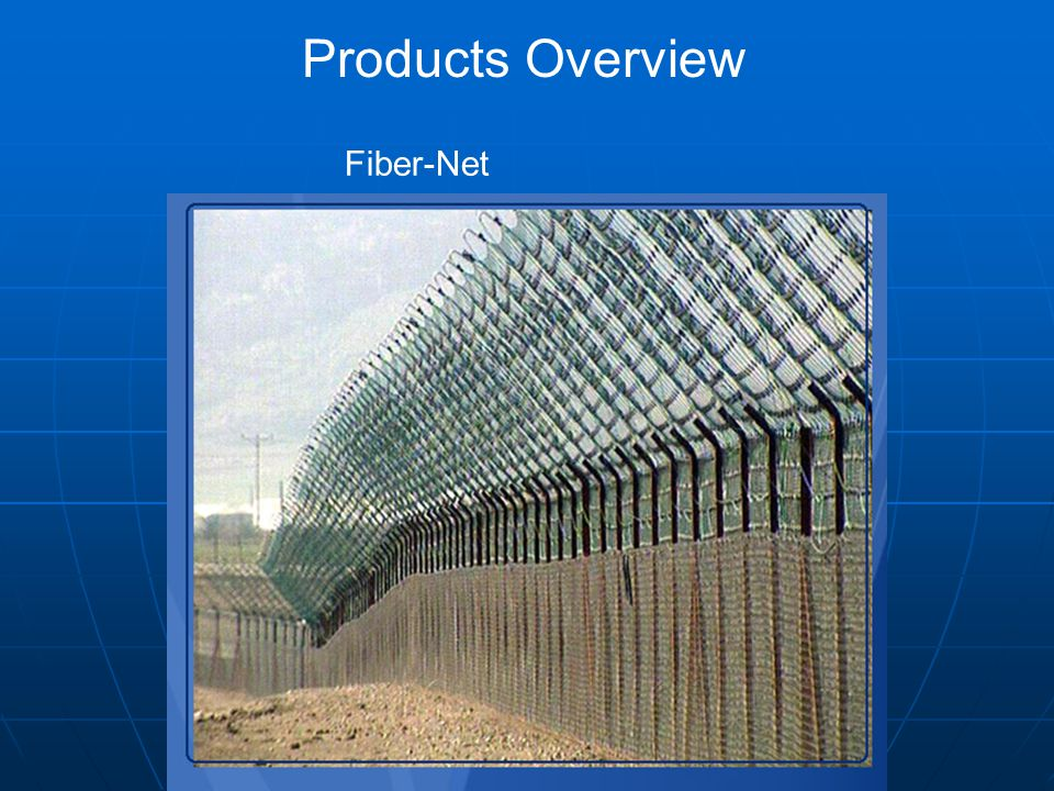 Fiber-Net Products Overview