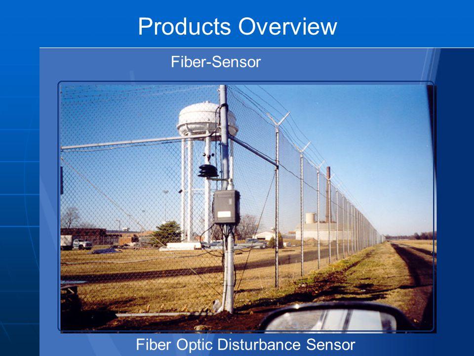 Fiber Optic Buried Sensor FiberSensor - FOBS FiberSensor - FOMS Fiber Optic Disturbance Sensor Fiber-Sensor