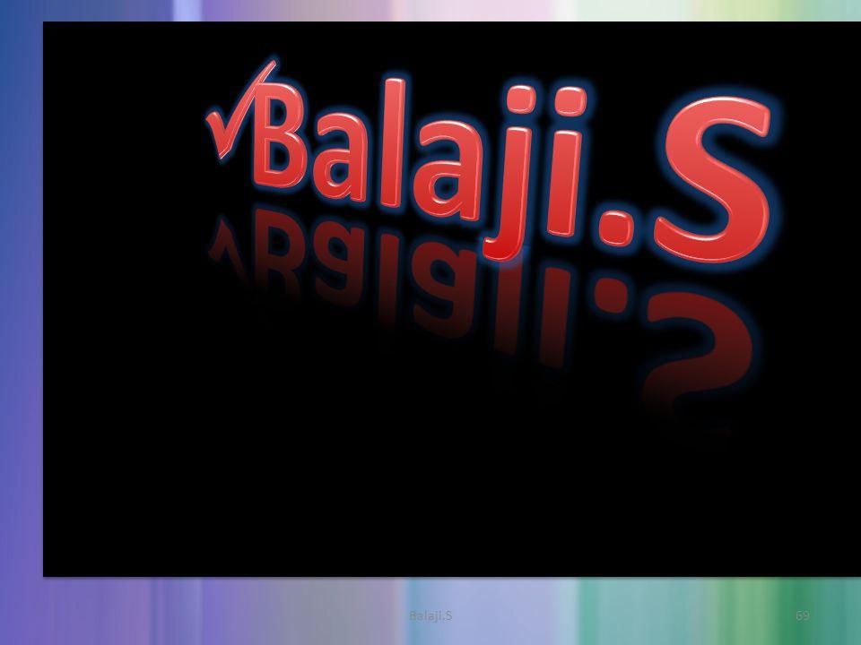 Balaji.S69