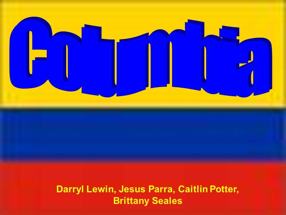 Darryl Lewin, Jesus Parra, Caitlin Potter, Brittany Seales