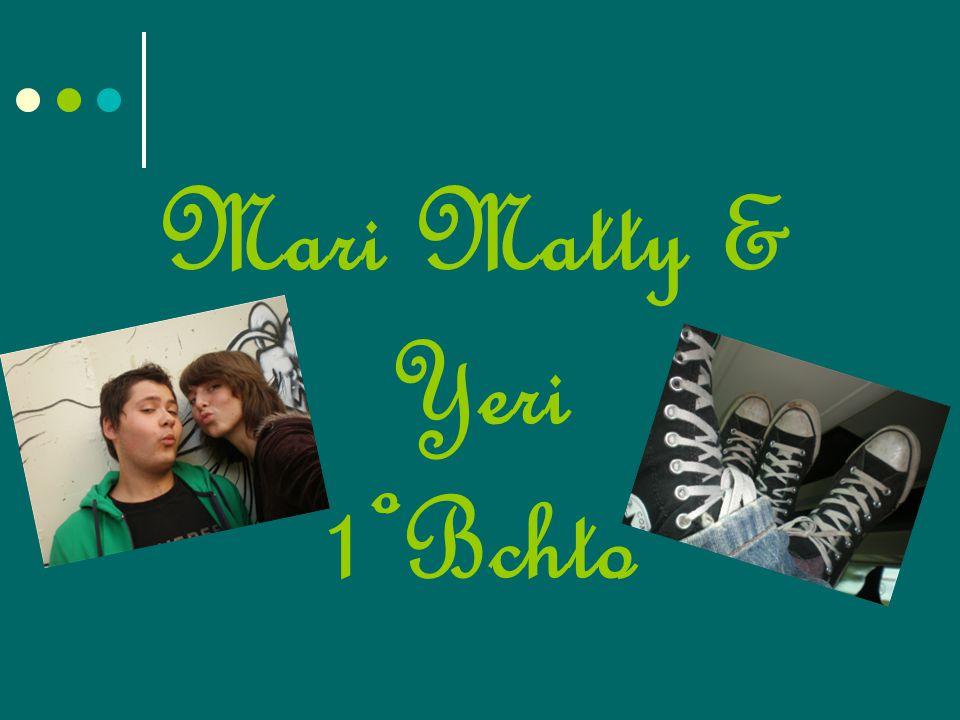 Mari Matty & Yeri 1ºBchto